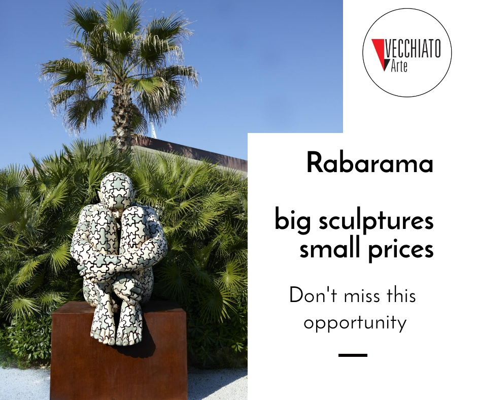 Big sculptures small prices